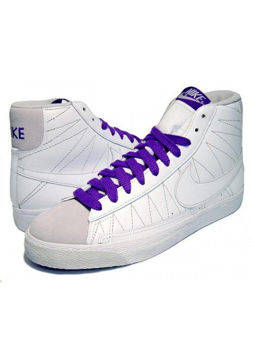 Basket Nike Blazer Mid 318642-111 Hommes