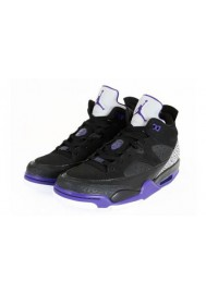 Basket Nike Air Jordan Son Of Mars Low Black Purples 580603-008 Hommes