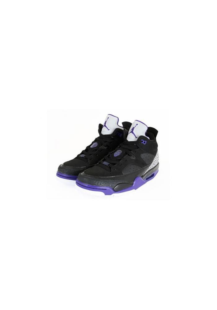 Nike Air Jordan Son Of Mars Low Black Purples 580603-008