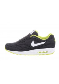 Nike Air Max 1 Premium Denim 512033-019 Basket Homme