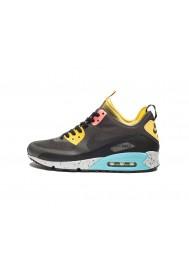 Nike Air Max 90 Sneakerboot 616314-001 Hommes Running
