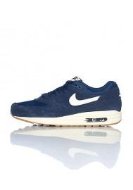 Nike Air Max 1 Essential 537383-411 Bleu Hommes Running