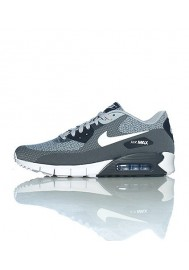Nike Air Max 90 Jacquard Grise (Ref : 631750-003) Chaussure Hommes mode 2014