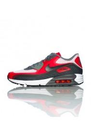 Nike Air Max 90 Lunar C 3.0 Rouge (Ref : 631744-101) Chaussure Hommes mode 2014