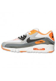 Running Nike Air Max 90 Breeze Grise (Ref : 644204-108) Chaussure Hommes mode 2014