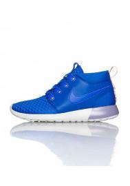 Chaussures Hommes Nike Rosherun Mid (Ref : 615601-480) Running