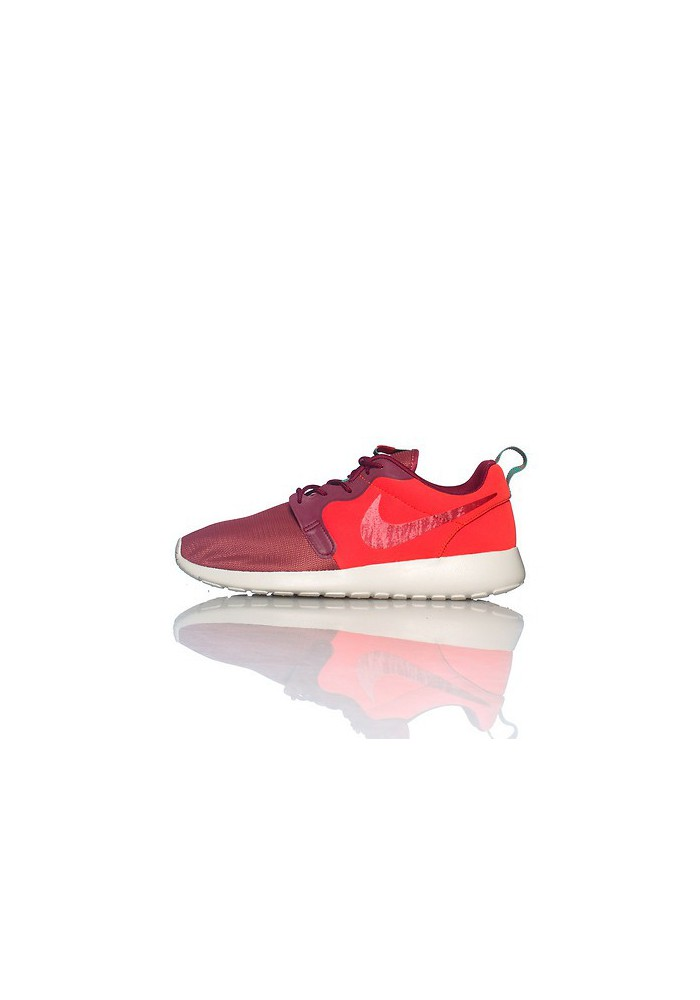 Chaussures Hommes Nike Rosherun Hyp Orange (Ref : 636220-801) Running
