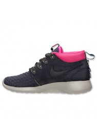Chaussures Hommes Nike Rosherun Mid (Ref : 615601-006) Running