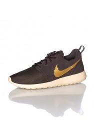 Chaussures Hommes Nike Rosherun Suede Marron (Ref: 685280-273) Running
