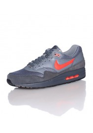 Nike Air Max 1 FB Grise (Ref : 579920-001) Basket Mode Hommes 2014