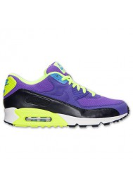 Nike Air Max 90 Essential Violet (Ref : 537384-500) Chaussure Hommes mode 2014