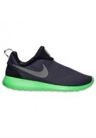 Chaussures Hommes Nike Rosherun Slip On Noir (Ref : 644432-003) Running