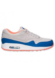 Nike Air Max 1 Essential Grise (Ref : 537383-004) Basket Mode Hommes 2014