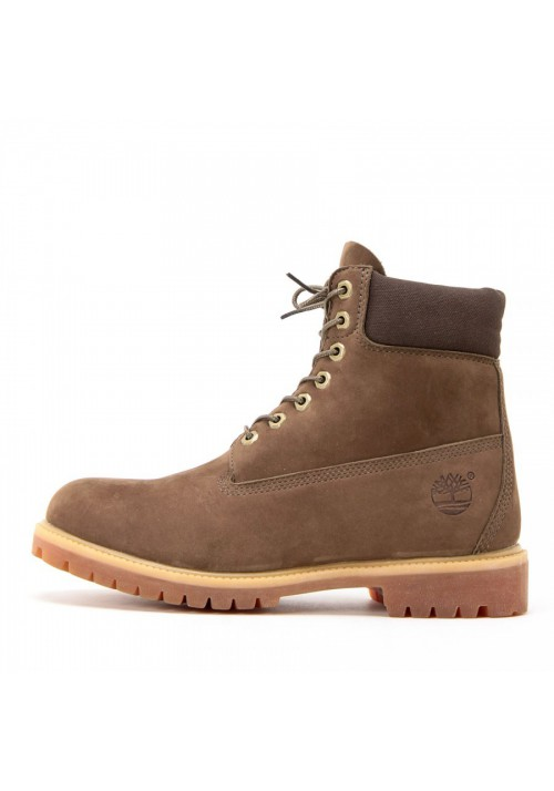 """Botte Timberland 6"""" Waterproof 6131R Olive Homme"""